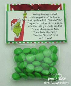 Really Reasonable Ribbon's Ramblings!: Christmas Favors and 'Non-Bow' Bow Tutorial