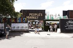 The People's Market, Melbourne