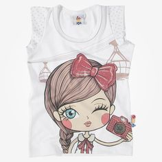 Blusa em cotton light - Todos os produtos