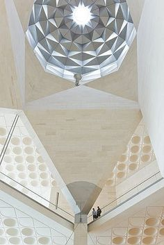 The Museum of Islamic Art by I.M.Pei  For D Casa