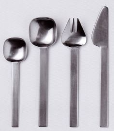 European Cutlery Design 1948-2000: The Bauer Design Collection