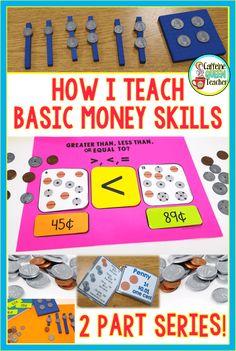 Teaching Basic Money Skills