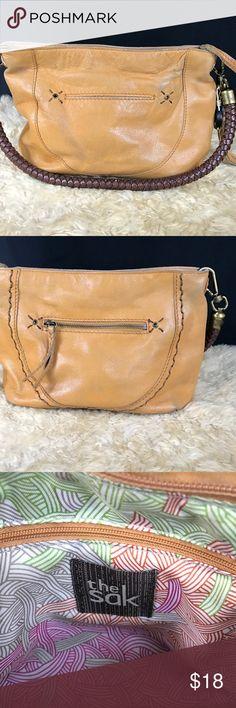c157f55677f9 The Sak Purse. Soft LeatherBeadingCleansesShoulder Bag LogosInteriorsOriginalsPursesZippers