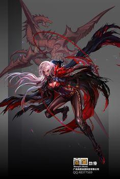 Fantasy Concept Art, Fantasy Armor, Dark Fantasy, Face Characters, Fantasy Characters, Character Drawing, Character Illustration, Warrior Girl, Female Art