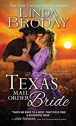 A 5 star #review & a #giveaway for Texas Mail Order Bride by Linda Broday Author, Sourcebooks Casablanca  http://purejonel.blogspot.ca/2015/01/TMOB.html
