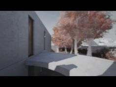 Church of the Light by Tadao Ando - Unreal Engine 4 Architectural visualization - part2 - YouTube