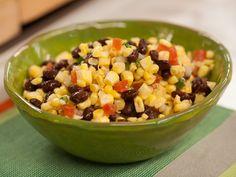 Quick Corn and Pico Salad