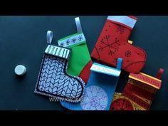 krokotak | Christmas Socks