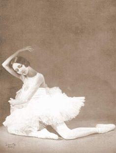 Olga Spessivtzeva