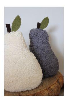 Decor - coussin teddy pear - Weiß / Naturfarben Weiß / Naturfarben Annabel Kern auf MonShowroom.com