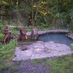 Termálny prameň Lukavica | SDEŤMI.com Tub, Outdoor Decor, Bathtubs, Bathtub, Bath Tub, Bath