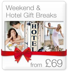 Weekend and Hotel Breaks from only £69