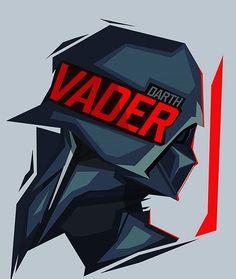 Vader himself @bosslogic @hamillhimself #popheadshots