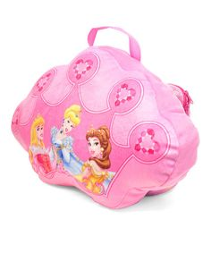 Take a look at this Royalty Slumber Sack & Pillow Bag by Disney on #zulily today!