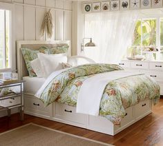 Pottery Barn Stratton Bed