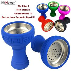New Unbreakable flower Silicon Shisha Hookah Bowl Silicon Head for shisha Charcoal Hose moth tips Hookah bowl accessories