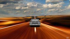 Checkout my tuning #Chevrolet #Impala 1963 at 3DTuning #3dtuning #tuning