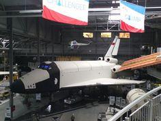 """Russische Raumfähre """"BURAN"""" im Technikmuseum zu Speyer"""