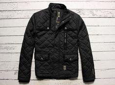 #crosshatch quilted #jacket {81 PLN}