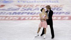 Team USA figure skaters named for Sochi Olympics