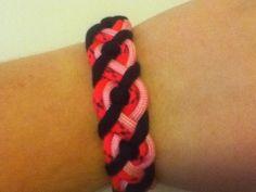 Celtic bar paracord bracelet