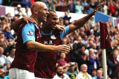 21 August 2011 - Goals from Gabriel Agbonlahor, Emile Heskey and Darren Bent gave Aston Villa victory in manager Alex McLeish's first home game in charge at Villa Park. Aston Villa 3 - 1 Blackburn Rovers