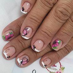 All The Colors, Pedicure, Nail Art Designs, Beauty, Enamel, Finger Nails, Sour Cream, Sun, Simple Toe Nails