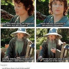 HAHAHA  jesus Gandalf. It literally couldn't be any morr your fault if you tried . Going to hopefully do anther edit today for you guys x . ~Naomi #lotr #lordoftherings #thehobbit #bilbo #bilbobaggins #frodo #frodobaggins #gandalf #gandalfthegrey #theonering #martinfreeman #sherlock #doctorwho #marvel #supernatural #harrypotter #tomhiddleston #fandom #fangirl #fangirling #otp #ship #tumblr