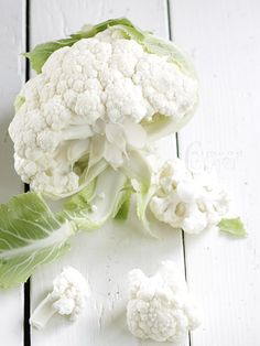 In Season - March, cauliflower