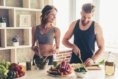 Se fizer isto vai ingerir menos 600 calorias Nutrition Holistique, Holistic Nutrition, Sports Nutrition, Healthy Meals To Cook, Healthy Life, Healthy Recipes, Healthy Food, Healthy Grains, Vegan Food