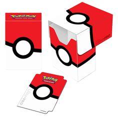 Pokemon - Pokeball Ultra Pro Full View Deck Box - ZiNG Pop Culture