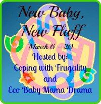 Mama Papa Barn - All things reusable, eco-friendly, safe and healthy.: New Baby #NewFluff Giveaway - Grow Your Stash 3/20