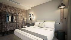 Castro Junior Suite - Bedroom, Elakati Luxury Boutique Hotel, Rhodes , Greece