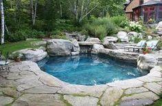 natural swimming pool - Buscar con Google
