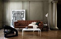 dux soffa Ritzy