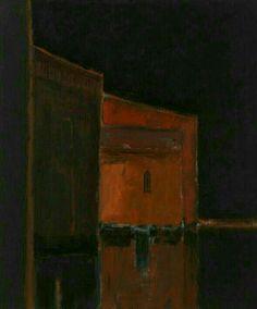 Daniel Aeberli peintre suisse. Venise Painting, Venice, Landscape, Paint, Painting Art, Paintings, Painted Canvas, Drawings