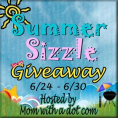 Rats and More: Summer Sizzle Giveaway Hop - $25 AMEX Gift Card Giveaway - Ends 6/30 - Open Worldwide