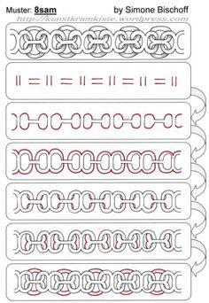 Neues Muster: 8sam