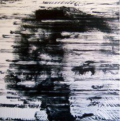 "Saatchi Online Artist christian draeger; Painting, ""EVA"" #art"