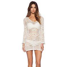 3713344425 #coverups Women's Hollow Out Crochet Knitting Beach Bikini Australia Cover  Up - Australiaswimwear.com