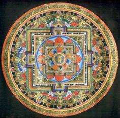 Mandala and Jung Psychology