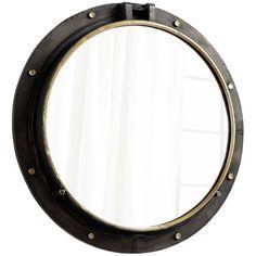 Found it at Wayfair - Barrel Mirror