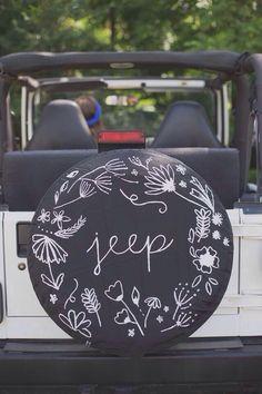 Carpool vehicle...in case of traffic, take it off road. Jeep wrangler! MyDayinStitchFix
