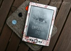 "Angel of Berlin: [reads...] ""Shatter me"" & ""Unravel me"" by Tahereh Mafi"
