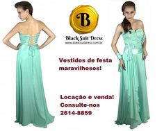Estilo Black Suit Dress. Compre vestidos de festa http://blacksuitdress.com.br/vestido-de-festa/vestido-de-festa-longo-verde-tomara-que-caia-musseline-e-renda-46.html #vestidodefesta #formatura #madrinha #casamento #debutante #fashion #modafesta #lookfesta #look