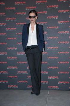 Laura Ponte. Carrera Ignition Night #2. Matadero de Madrid. 20 de marzo'13.  Foto: Globally Laura Ponte, Carrera, Suits, Fashion, Photos, Moda, Fashion Styles, Fasion, Suit