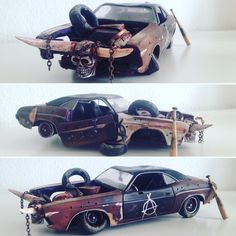dodge charger (2018) diecast model 1:24
