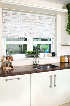 35 best Blinds for the Kitchen images on Pinterest | Home ideas ...