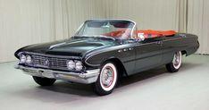 "1961 Buick LeSabre ""Bubbletop"".. Wheeled Warrior"