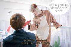 BTS 3rd MUSTER Spoiler Story (Jimin) [161106]